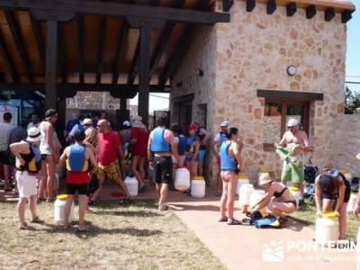 RUTA DE PIRAGÜISMO EN CANOA Y PIRAGÜA - HOCES DEL RÍO DURATÓN; grupos amistad